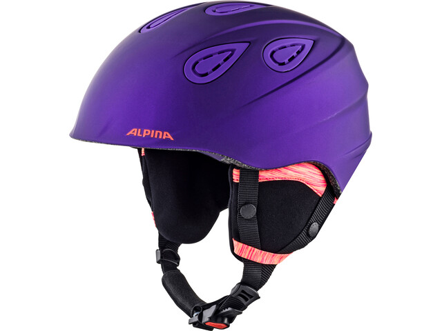 Alpina Grap 2.0 L.E. - Casco de bicicleta - violeta
